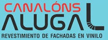 Canalons Alugal logo